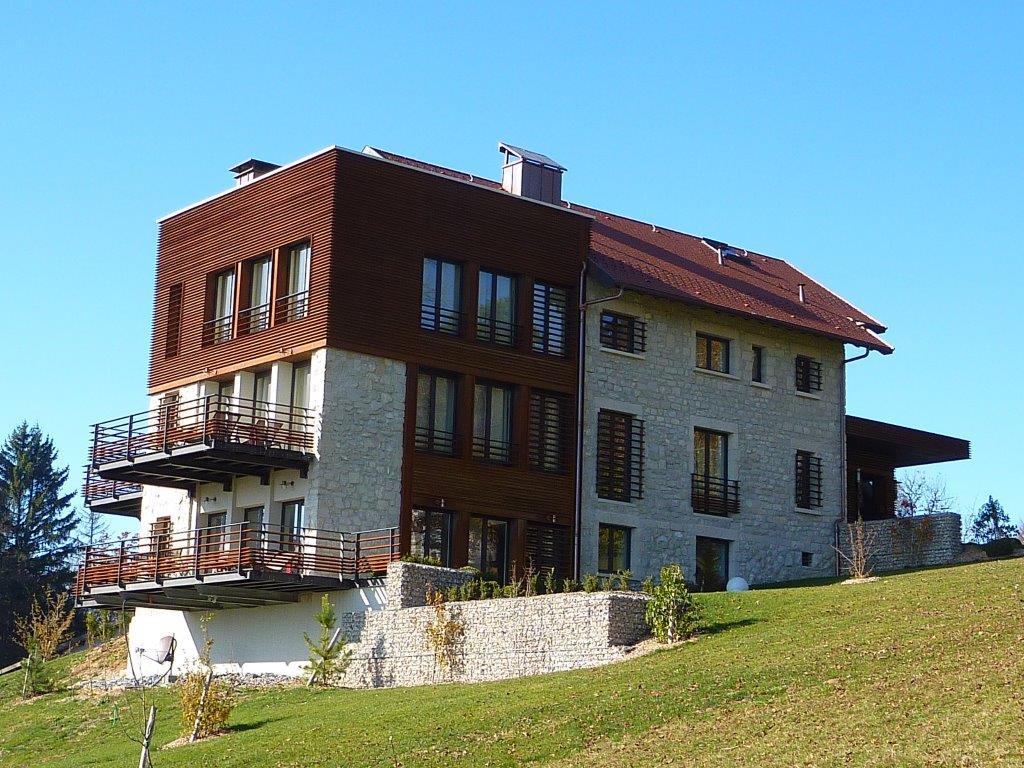 Construction résidence hôtelière