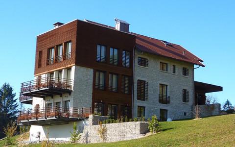 Rénovation d'une résidence hôtelière