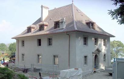 Avant rénovation La Renaudière